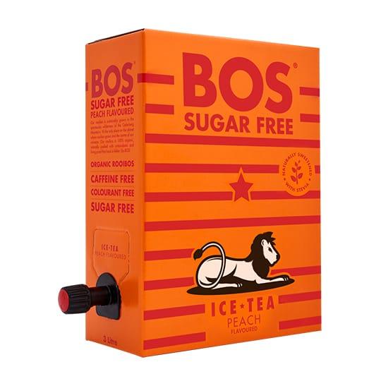 Sugar free Peach 3L